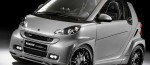 Location Smart Brabus Cabriolet